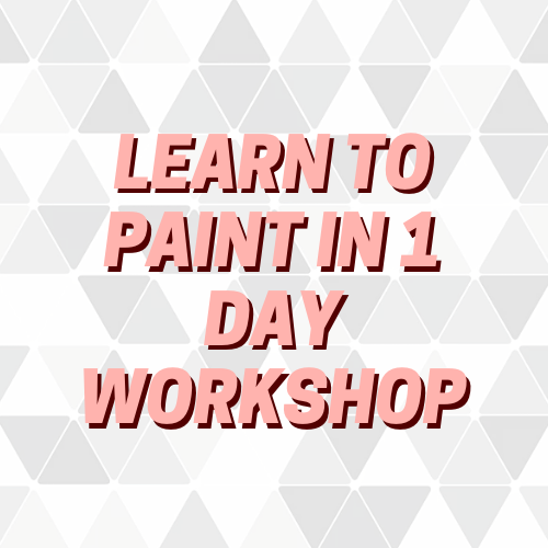 learn to paint in 1 day workshop