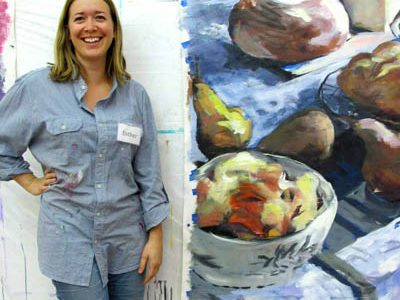 Prima Materia Painting Classes